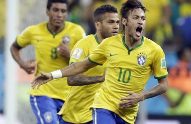Neymar está en la lista de los convocados para los dos próximos juegos de Brasil por Eliminatorias.