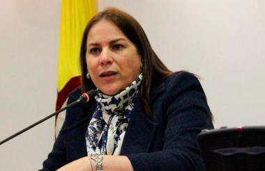 Martha Villalba.