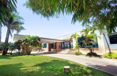 Sede del Country Club de Barranquilla.