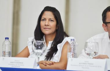 Alcaldesa de Riohacha.