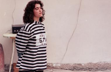 La profesora Maritza Garrido fue capturada el 12 de septiembre de 1992, en Lima.