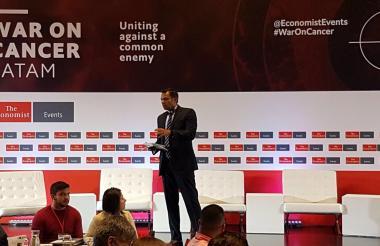 Vivek Muthu, presidente The Economist Intelligence Unit Healthcare