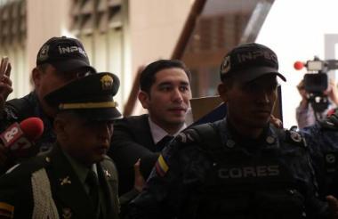 Luis Gustavo Moreno, ex fiscal anticorrupción.