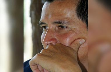 Luis Alberto 'Lucho' Herrera.