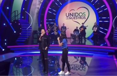 Carlos Vives se sumó a la recolección de ayudas.