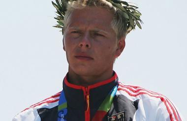Stefan Henze, el atleta alemán que falleció en un accidente de tránsito y a quien le pertenecía el corazón trasplantado a la mujer brasileña.