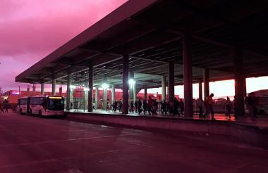 Estación Joe Arroyo