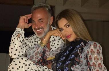 Durante su estadía en Colombia, el Dj italiano estará acompañado por Ariadna Gutiérrez.