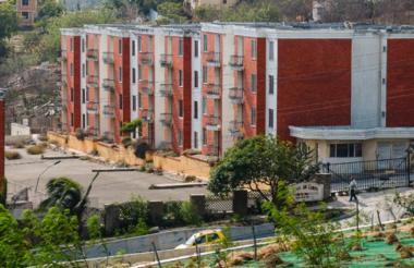 Conjunto residencial Altos del Campo, ubicado en Campo Alegre.