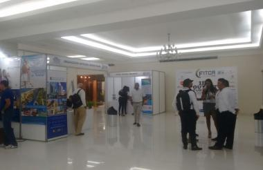 Aspecto general del Outlet de turismo de Barranquilla.