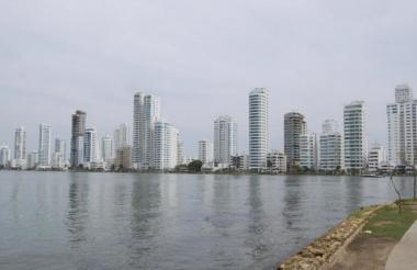 El sector hotelero de Cartagena de Indias se ha visto golpeado por el paro.