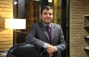 Jaime Pumarejo, ex ministro de Vivienda.
