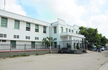 Hospital San Cristobal De Cienaga.