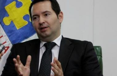El exvicefiscal Jorge Fernando Perdomo.