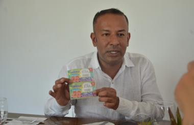 Johnny Ángel Mena Herrera.