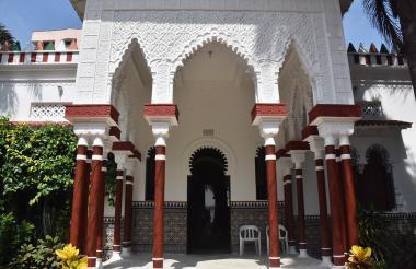 Las Quintas José Martín Blanco, ubicadas en el emblemático barrio, demuestran la influencia que tuvieron los árabes en Barranquilla.