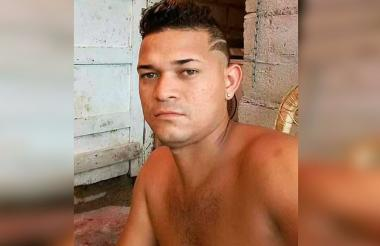 Luis Ángel Villero, asesinado