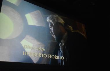Presentación del telefilme restaurado en la Cinemateca del Caribe sede Boston.