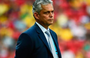 Reinaldo Rueda, director técnico del Flamengo.