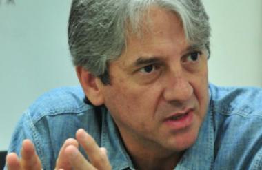 Jaime Amín, senador del Centro Democrático.