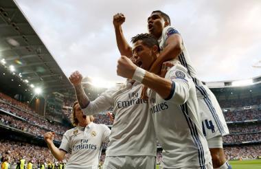 El Real Madrid queda en solitario en cabeza con un total de 5 títulos.