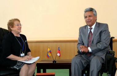 Foto de Presidencia de Ecuador.