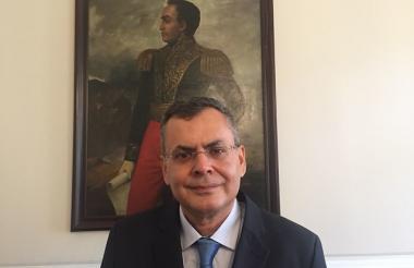 José Antonio Lizarazo Sarmiento.