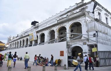 La sede del centro será en el antiguo palacio de la Gobernación de Bolívar.