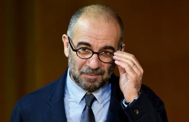 Giuseppe Tornatore, director italiano.