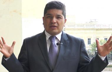 Carlos Eduardo Guevara.