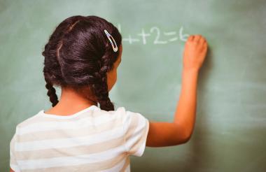 El experto asegura que al llegar a noveno empieza el miedo por los números.