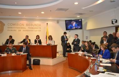 Comisión II de Cámara