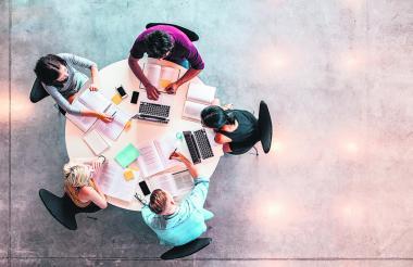 Los grupos de aprendizaje creados por la Universidad son indispensable para mejorar el rendimiento académico de los alumnos.