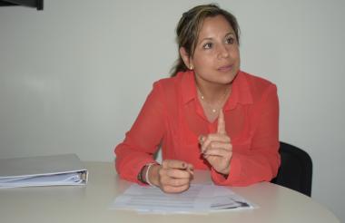 María P. González