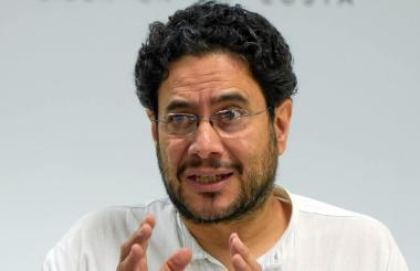 Iván Cepeda, miembro del Polo Democrático.