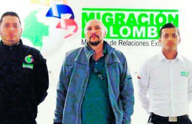 'Salomón' regresó al país en abril de 2016 después de pagar 8 años de prisión en Estados Unidos.