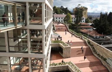 Sede de la Universidad de los Andes.