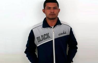 Richard Guevara, sospechoso del asesinato de Angello Alzamora.