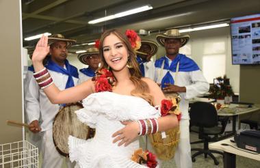 Reina del Carnaval 2018, visita EL HERALDO.