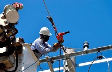 La suspensión del servicio será por la instalación del transformador principal de la Subestación 20 de Julio.