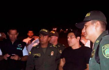Assi Moosh (Ben-Mush), el israelí expulsado de Colombia.