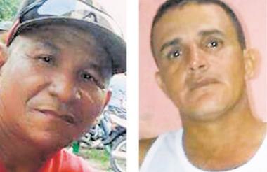 José Medrano Polo y Armando Ruiz Romero