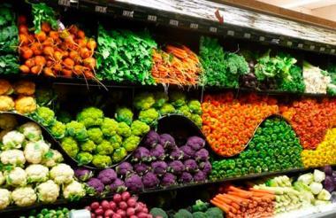 El sector alimentos, de los mayores aportantes al IPC.