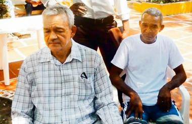 Jaime Ospino y Salvador Ibarra quedaron libres.
