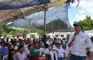 Miguel Samper Strouss, director general de la agencia de Tierras.