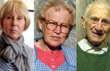 Una tía de 62 años así como los abuelos paternos de 94 y 88 años, murieron envenenados.