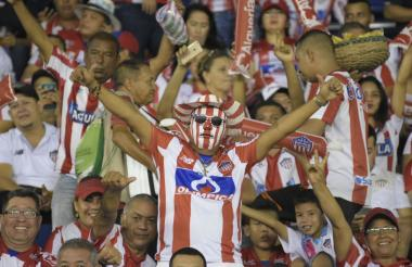 La afición disfrutó con el fútbol del Junior este semestre, pero terminó con el sinsabor de la eliminación.