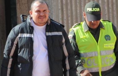 Rafael Toro Pote, en una foto de una captura anterior.