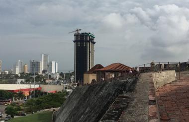 El Procurador General reiteró su preocupación por la construcción del proyecto Aquarela.