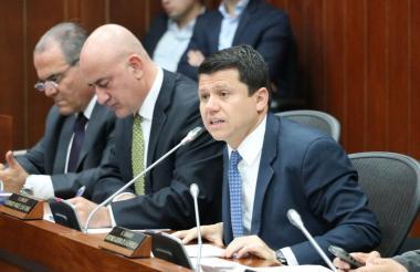 El ex senador sahagunense Bernardo 'Ñoño' Elías Vidal.